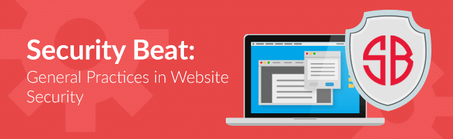 Security Beat: Best Practices for Website Security